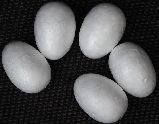 Styropor æg